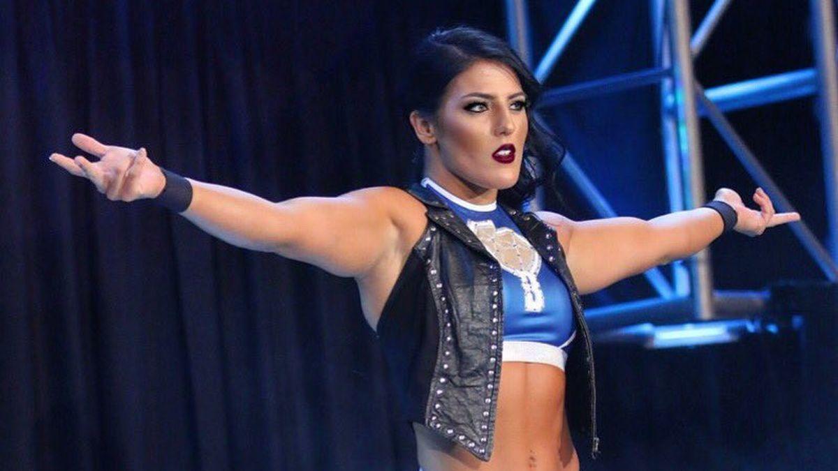 AEW não estaria interessada em contratar Tessa Blanchard