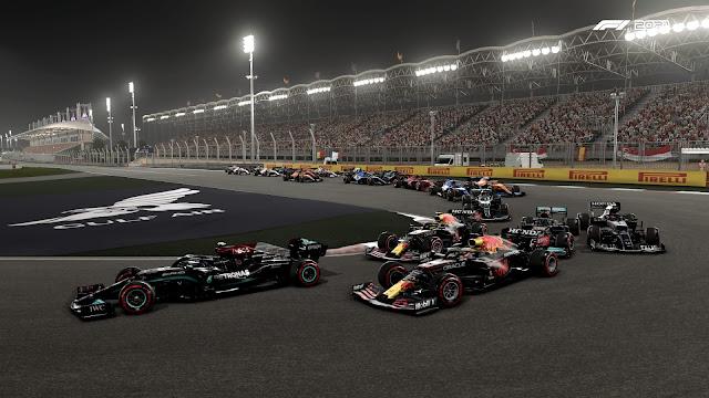 Análisis de F1 2021 para PS4