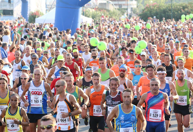Lignano Sunset Run Half Marathon 2018 - Credit FOTOSPORTNEW