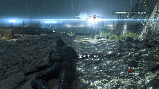 Imagem do Metal Gear Solid V: Ground Zeroes
