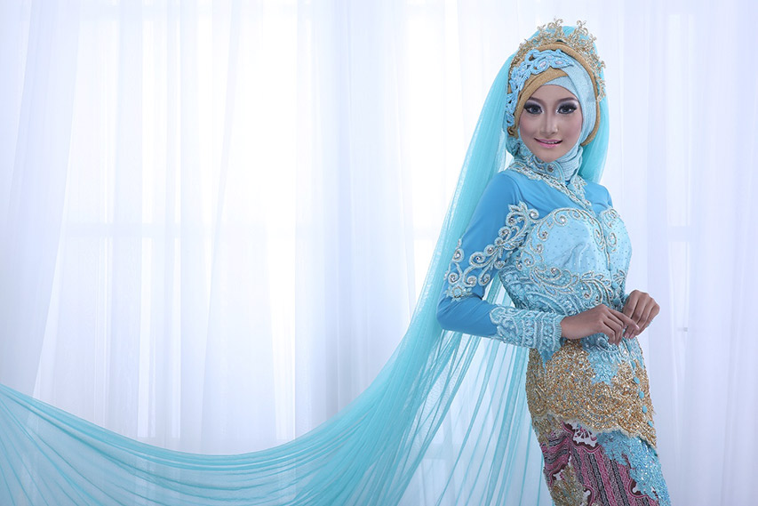 The Beautiful Wedding Dresses for Women Wearing Veils! ~ Argapedia