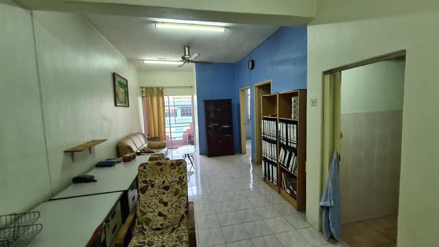 Contoh Rumah Lelong Di Kajang yang dibeli pada harga RM120 ribu
