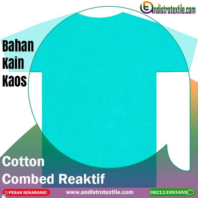 Jual Bahan Kaos Bagus Cotton Combed 30 Tasikmalaya Harga
