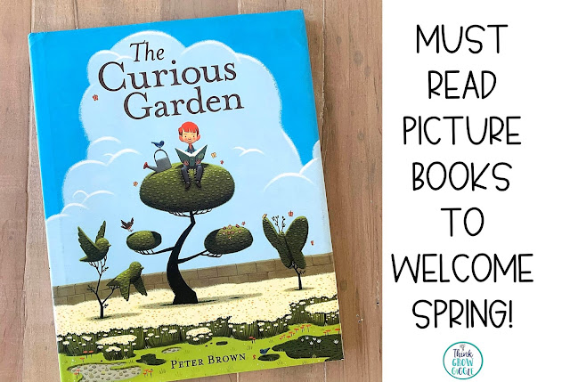spring read alouds for kids