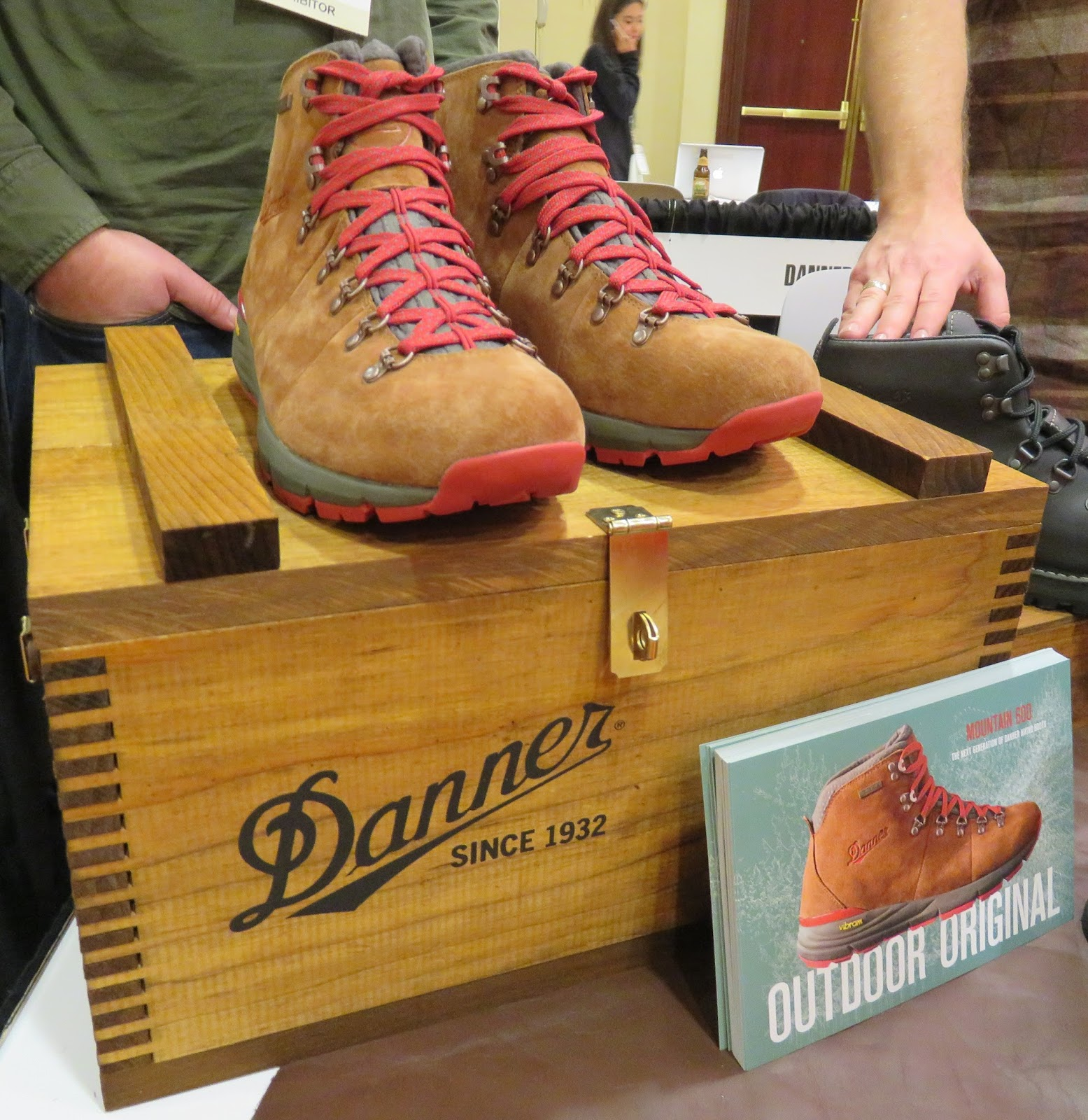 2dd050a3 DANNER-(1932) Hardcore hiking, hunting, military and work boots crafted for  guys.