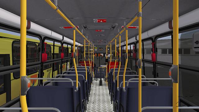 OMSI 2 - Busscar Urbanuss Ecoss MB OF-1722M e VW 17.230 EOD