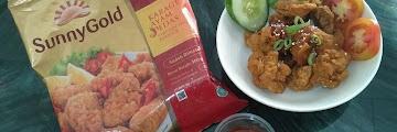 SunnyGold Chicken Spicy Karaage, Hidangan Lezat Kaya Nutrisi