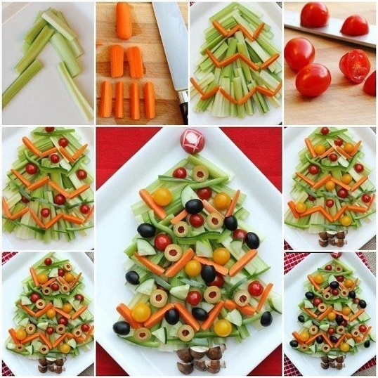 6 Dining Table Decoration Ideas For Christmas With Fruits