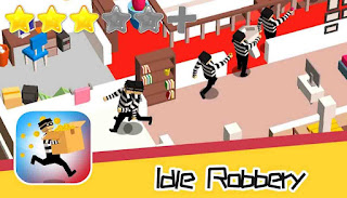 Download Idle Robbery MOD APK Unlimited Money