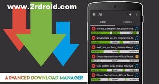 تحميل تطبيق ADM Pro لتحميل الملفات بسرعه عالية و يدعم استكمال التحميل