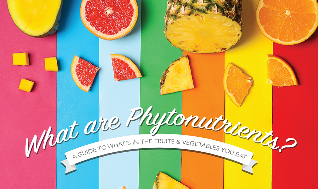 Phytonutrients and its incredible benefits
