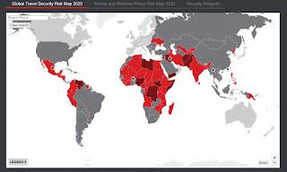 Sicherheitsmeldungen Weltweit 2020