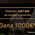 Just Eat regala 1.000 €