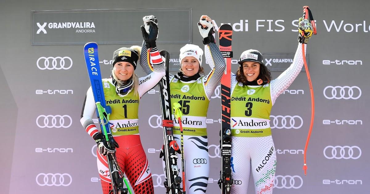 Viktoria Rebensburg Wins Last Super G Of The Season Shiffrin Grabs The Crystal Globe Ski Paradise