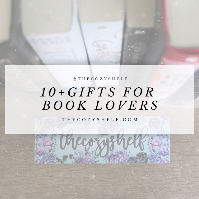 10+Gifts for Book Lovers
