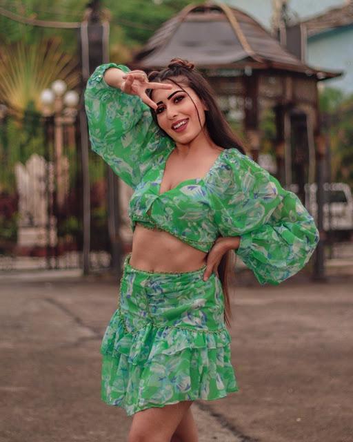 Indian Actress Ruma Sharma Latest Hot Photos Actress Trend