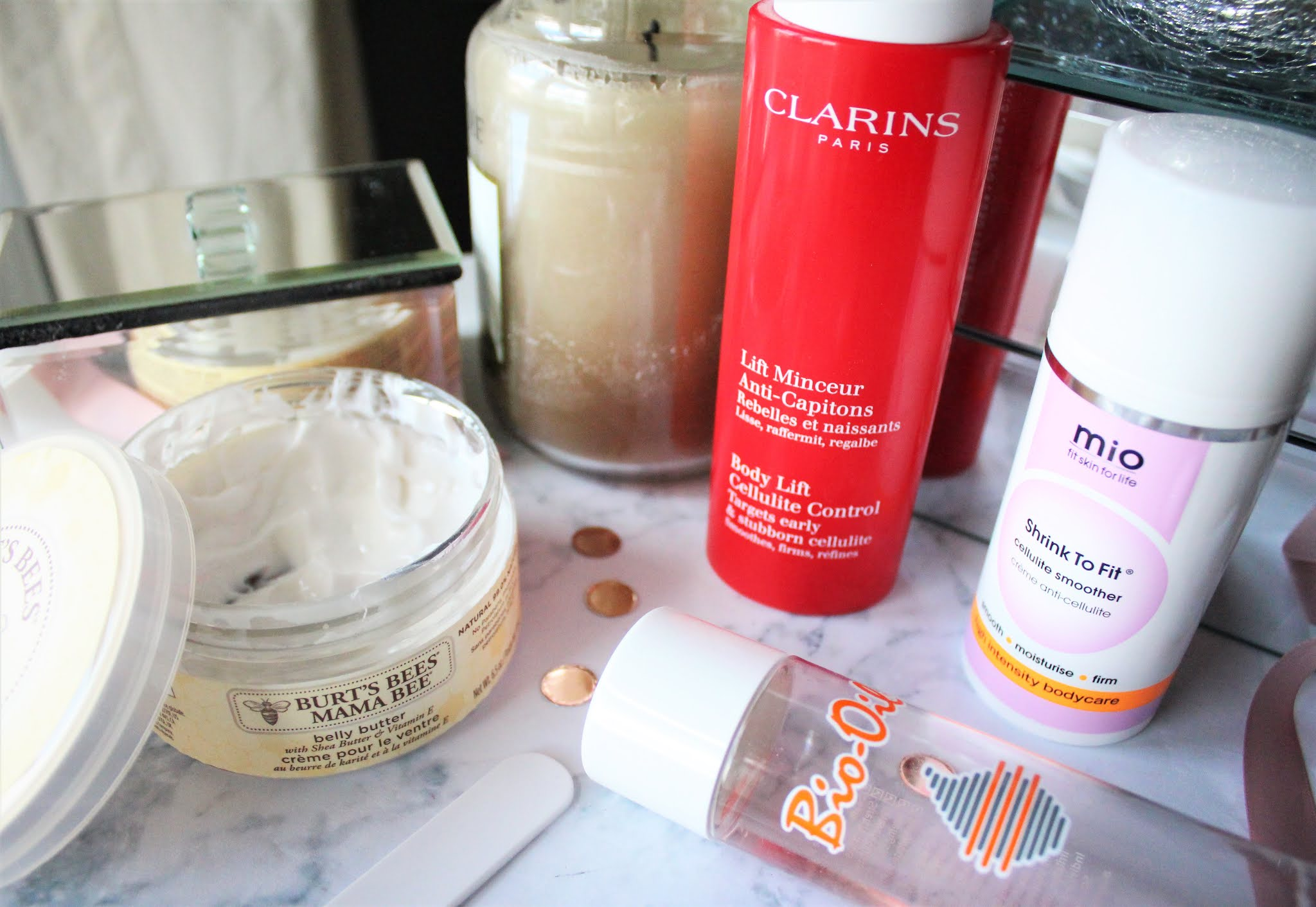 products for cellulite and stretch marks