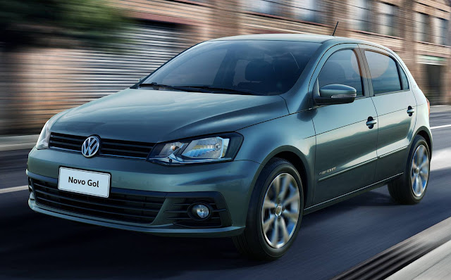 VW Gol 2018 - recall