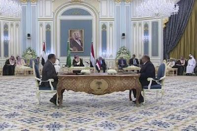 Pemerintah Yaman dan Pemberontak di Selatan Teken Perjanjian Damai