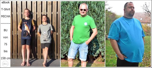 eBook T-Shirt MICHA von Boerlinerin