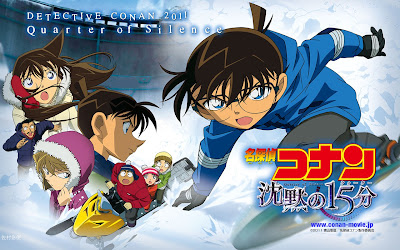 Detective Conan Movie 15: Quarter of Silence Subtitle Indonesia