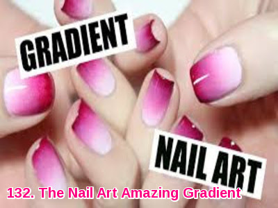 The Nail Art Amazing Gradient