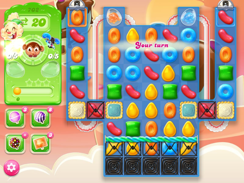 Candy Crush Jelly Saga level 702