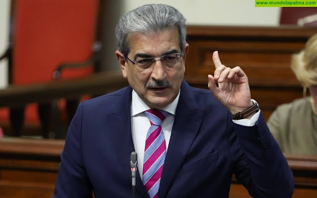 """Rodríguez: """"Vamos a exigir y vamos a conseguir exceptuar a Canarias del impuesto a volar"""""""
