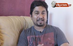 Vineeth Sreenivasan Talks about his malayalam film career