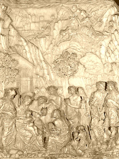 A Adoração dos Reis Magos e Os Pastores, no Museo Nacional de Arte Decorativo, Recoleta, Buenos Aires