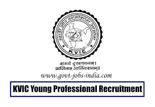 KVIC Young Professional Recruitment