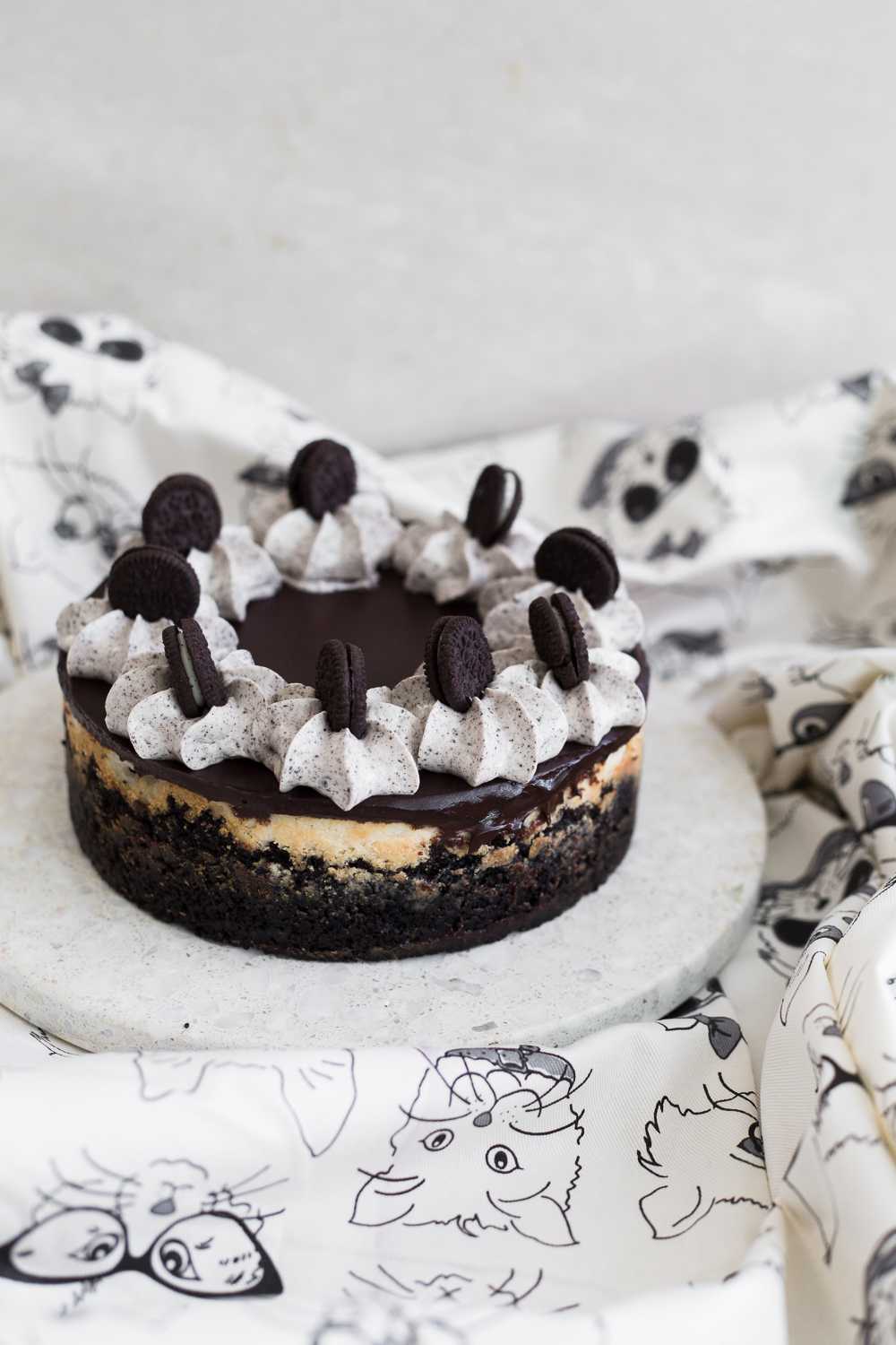 The Ultimate Baked Vegan Cheesecake  - The Ultimate Baked Vegan Cheesecake recipe, so good you'll even fool the omnivores! Easy to make, low in cost and 100% Nut Free/Dairy Free.