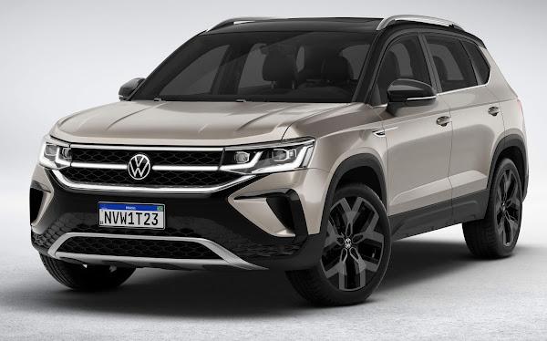 VW Taos 2021: fotos e detalhes da versão Mercosul