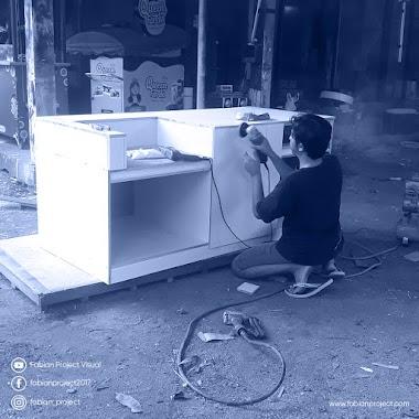 Produksi Booth Booba