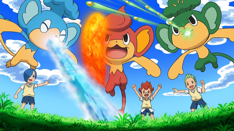 Cilan Brothers (Pokémon)