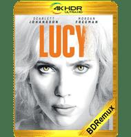 LUCY (2014) BDREMUX 2160P HDR MKV ESPAÑOL LATINO