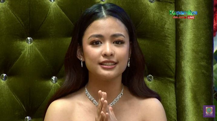 Andrea Abaya is PBB Connect 2nd Big Placer.