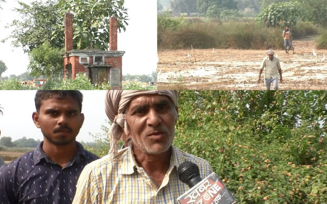 Lucknow farmers have problems with irrigation