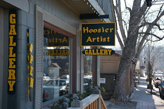 Hoosier Artist Gallery Nashville, In