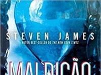 Resenha Maldição - Trilogia Blur # 3 - Steven James