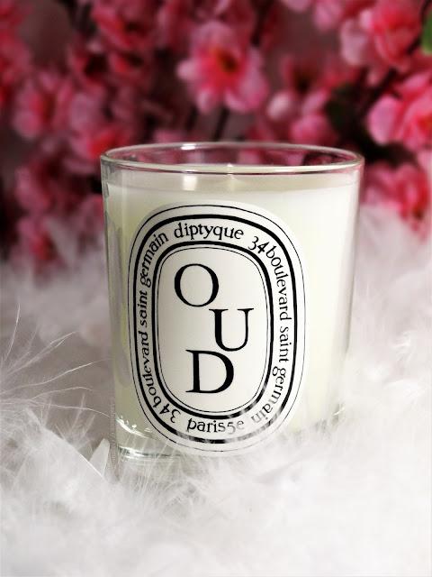 avis bougie parfumée Oud de Diptyque, blog bougie, blog parfum, blog beauté