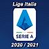 RESMI : Serie A Italia Musim 2020/21 Dimulai 19 September