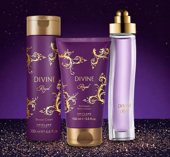 divine royal oriflam