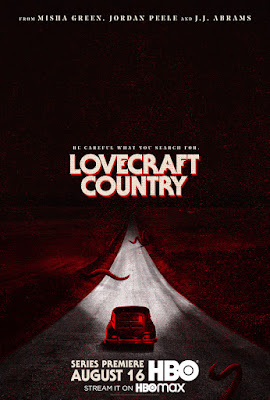 HBO Lovecraft Country Teaser Poster