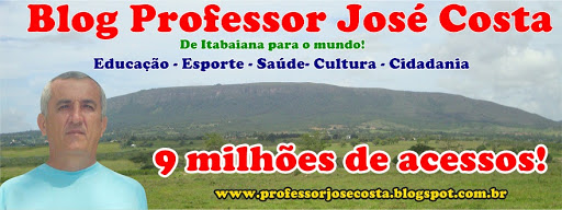 Blog Professor José Costa