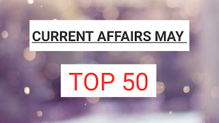 may 2019 current affairs