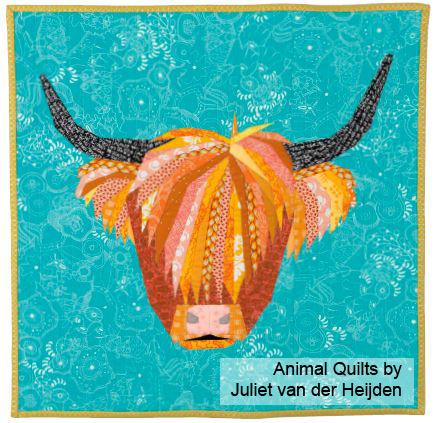 Animal Quilts Juliet Van Der Heijden