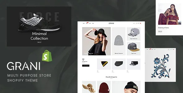 Best Multipurpose Store Shopify Theme