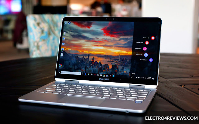 Samsung Officially Announces the Notebook 9 Pen Converted 2 in 1 | electro4reviews