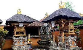 Sanggah Kamulan - Rumah Adat Bali